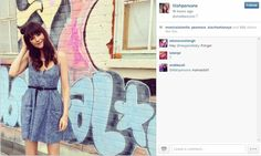 MTV's #LilahParsons gets spotted wearing our Camilia Dress!  Shop it now only at Shelikes.com