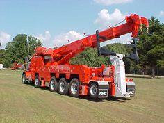 Twin Steer Truck Axle