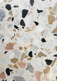 Advice, tricks, including guide with regard to receiving the best result and making the max perusal of home renovation on a budget Terrazo Flooring, Stone Flooring, Material Board, Tadelakt, Tiles Texture, Textures Patterns, Decoration, Abstract, Prints