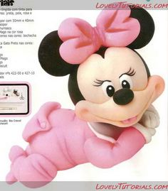How to make baby Minnie
