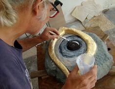 The Eye of selfie 2015 stone-glass sculpture by Manuel R. surrealist in progress https://picasaweb.google.com/107126186716150763285/TheEyeOfSelfie2015 https://sites.google.com/site/manuelsurrealist/ http://www.manuelmykonos.com #manuelsurrealist #manuelmykonos #sculptsurrealism #daliesque#mykonosart #manuelartwork#surrealistsculptor#surrealsculpture #painter#painting #Mykonos