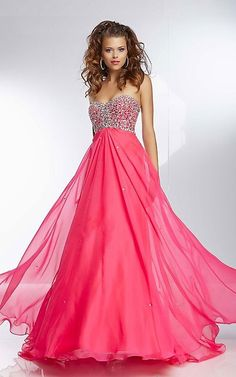 whatgoesgoodwith.com ladies-pink-dresses-12 #cuteoutfits