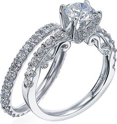 Verragio Engagement Ring http://www.copperwiregranulator.com/