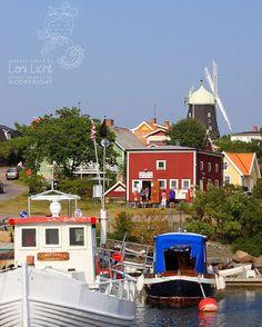 Öland #schweden #sweden #südschweden #southsweden #insel #island #öland #oeland  #ocean #meer #seaside #küste #hafen #port #windmühle #windmill #sandvik #sandvikskvarn