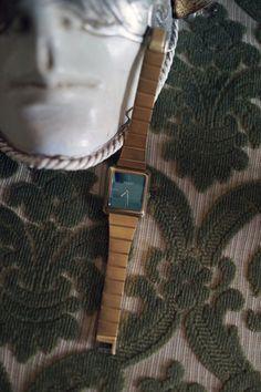 Tissot Hand Wind Women's Vintage brachelet Wristwatch #Tissot #Vintage