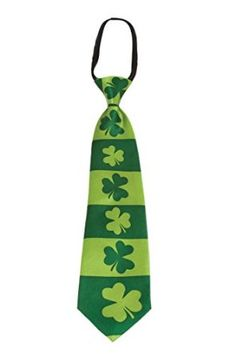 Amazon.com: Jacobson Hat Company Men's Clover Neck Tie, Green, Adult: Clothing