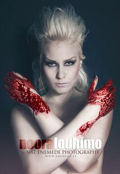 Noora Louhimo - band Battle Beast's