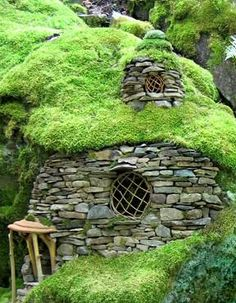 Another Fairie house