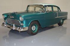 1955 Chevrolet 210 Sedan, 350 4bbl V8/TH350 Auto