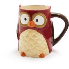 Ceramic Owl Mug | Sur La Table