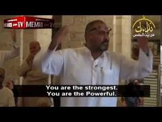 """Palestinian Preacher: """"Blow Up"""" Washington, """"Kill Their Soldiers"""" 