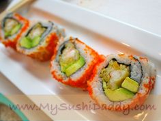 Mexican Sushi Roll Mexican Sushi Roll     Warm summer nights naturally leave us all longing for a little bit of spice and a Mexican Sushi Roll can satisfies our craving for sushi with a little bit of Mexican flair. There is no better way to...