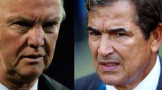 Van Gaal y Pinto: 144 minutos de estrategia