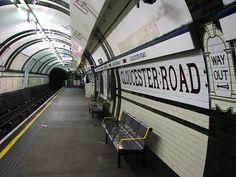Daniel House Tube Stop:Gloucester Road.