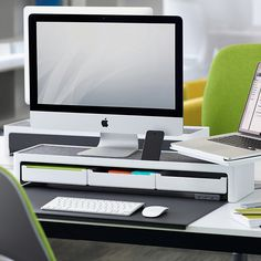 Steelcase SOTO II Monitor Bridge | SmartFurniture.com   Smart Furniture