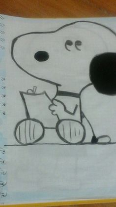 Decir No, Snoopy, Fictional Characters, Art, Draw, Art Background, Kunst, Performing Arts, Fantasy Characters