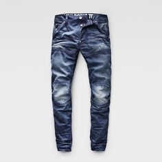 Occotis 5620 G-Star Elwood 3D Slim Jeans #rawfortheoceans