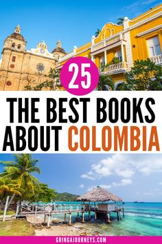 Are you dreaming of visiting Colombia? If so, why not check out these 25 best books about Colombia. We cover everything from books about living in the country to historical fiction about Colombia and even the best Colombia travel books. Travel Route, Travel Info, Places To Travel, Visit Colombia, Colombia Travel, Travel Movies, Travel Books, South America Travel, Historical Fiction