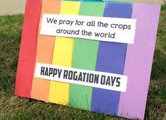 St. Paul's Episcopal Church Rogation Days Procession