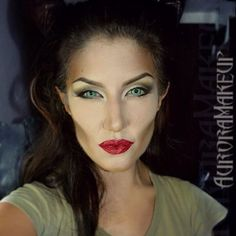 Easy Halloween Makeup for 2017