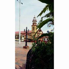 San Francisco Ferry, Building, Travel, Waterfalls, Urban, Colombia, Viajes, Buildings, Destinations
