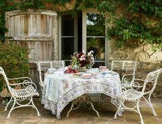 Zara Home Outdoor Dining