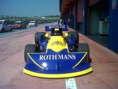 March Cosworth F1