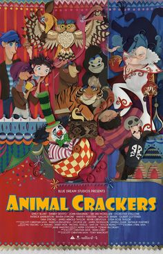 Return to the main poster page for Animal Crackers (#5 of 6)