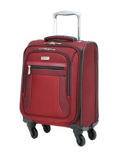 Ricardo Beverly Hills Luggage Montecito Micro Light 16 Inch 4 Wheel Universal Wheelaboard Wine One Size ** This is an Amazon Affiliate link. Want to know more, click on the image.