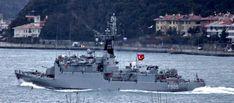Η ΜΟΝΑΞΙΑ ΤΗΣ ΑΛΗΘΕΙΑΣ: Τουρκική κορβέτα έφτασε μεχρι στις ακτές της Αττικ...