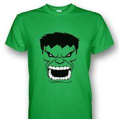 Hulk Face Vector - Vectorportal.com : Forum