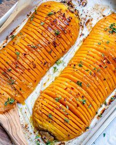 Grilled Zucchini Recipes, Grilled Veggies, Vegetable Dishes, Vegetable Recipes, Vegetarian Recipes, Grilled Butternut Squash, Grilled Squash, Squash Fritters, Spaghetti Squash Recipes