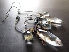 Wire Pendant Designs | Art Jewellery – Wire-wrapped Gorgeousness « Epheriell Designs