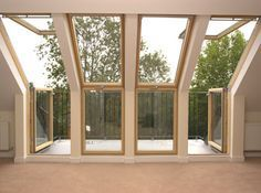 I didn't know skylights could do this! Maybe an option for master bedroom renovation project...