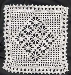 the others square - Free Pattern
