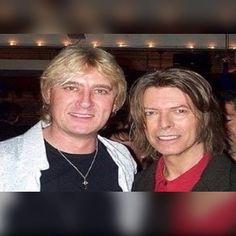 Joe and David