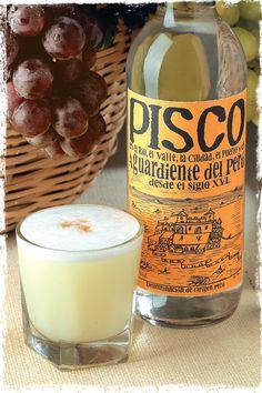 Pretty sure pisco sour means heaven in a glass in Peruvian.
