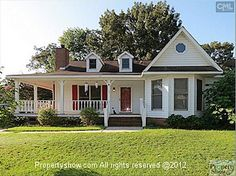 Great condition, price & location. Walk to Oak Grove Elementary & Recreational Complex. Between I-26 & I-20 just off US #1. Wrap around Porch, rear Deck & Shed in back yard. Great Room with vaulted ceiling & fireplace, eat-in Kitchen with bay window. #zillow