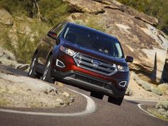 Our new Edge has plenty of space and power...  #Ford #edge#suv  http://usat.ly/1ByGCjy