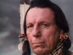 "Do you remember Iron Eyes Cody the ""crying Indian"" in the Keep America Beautiful ad campaigns of the 1970s? (He was actually Italian.)"