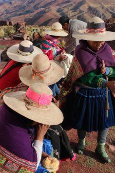 Artisans, Bolivia 2015 | Photo by Marissa Maximo