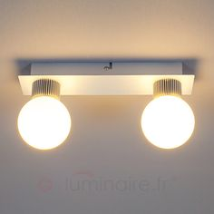 Plafonnier LED sphérique Vivian 9614010