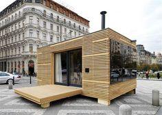 "Tiny house ""Freedomek"""