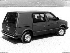 Dodge Ram Van (1984)
