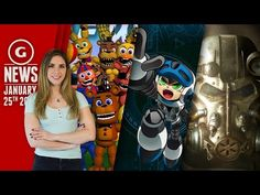 Fallout 4 Mods are Coming Soon & Mighty No. 9 Delayed Again! - GS Daily News