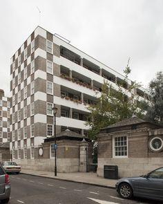 Lutyens - Page Street Housing