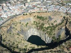 Big Hole Kimberley