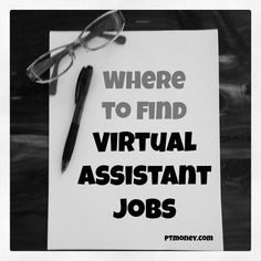 Virtual Assistant Jobs: Is This Job Worth Your Time? - Links and Tips