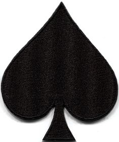 Black spades suit playing cards biker retro poker embroidered applique iron-on patch Ideal for adorning your jeans, bags, jackets and shirts! Measures inches wide by 3 inches tall. Fire Tattoo, Cat Tattoo, Cool Patches, Iron On Patches, Black And Red Suit, Famous Graffiti Artists, Black Spades, Retro Bike, How To Iron Clothes