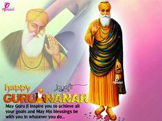 Poetry: Guru Nanak Birthday Wishes SMS and Quotes with Cards
